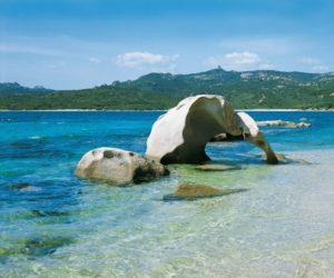 Arzachena Costa Smeralda Spiaggia dell'Elefante